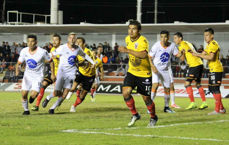 EN VIVO: Leones Negros vs Zacatepec, domingo 18 de marzo, Ascenso Mx