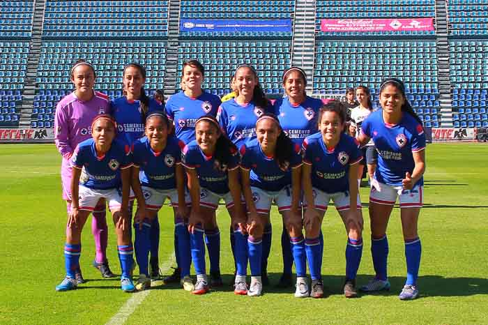 EN VIVO: Cruz Azul vs América, domingo 18 de marzo, Liga Mx Femenil