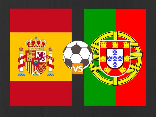 España VS Portugal: de las guerras medievales a la cancha
