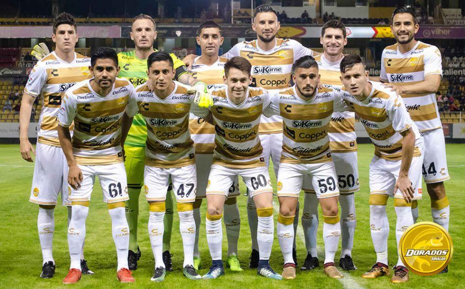 Dorados de Sinaloa vs Monterrey, Copa MX Clausura 2018 — Transmisión en vivo