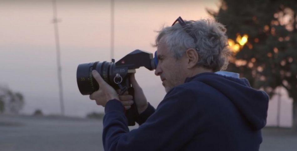 ROMA de Alfonso Cuarón se estrenará en NYFF
