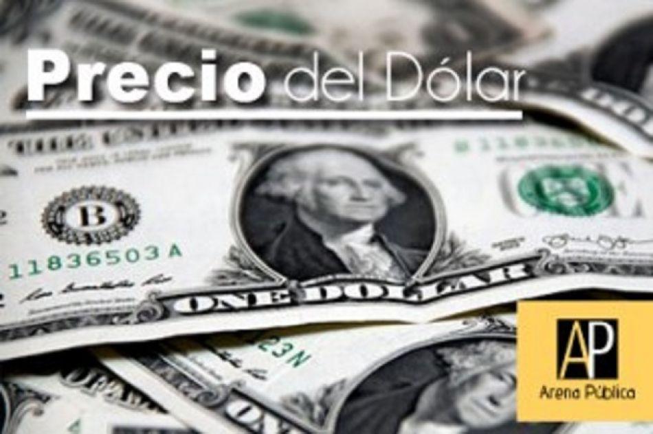 Precio del dólar hoy miércoles 17 de octubre