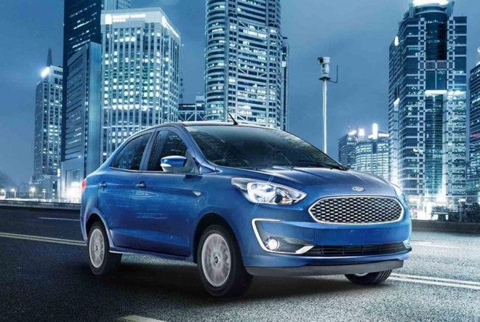 Ford Figo se renueva y será más seguro en 2019