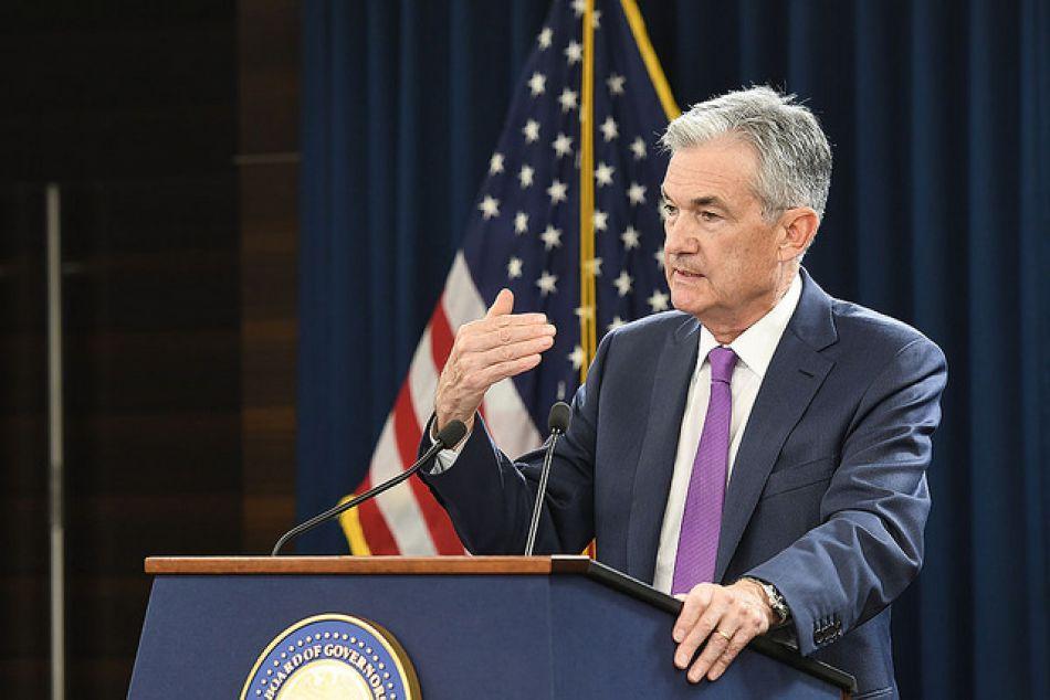 Insiste Fed en aumento gradual de tasas, mercados reaccionan a la baja