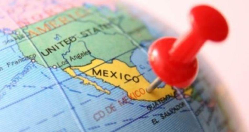 Riesgo país México por JP Morgan hoy viernes 16 de noviembre