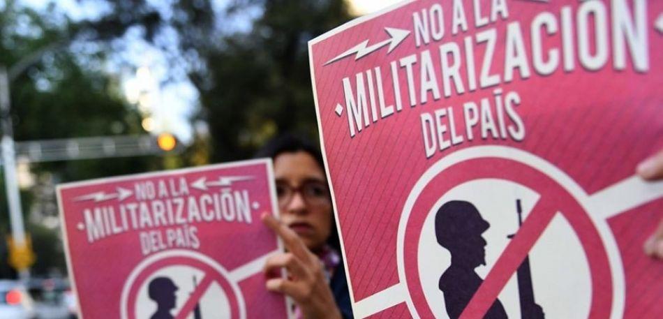 Levanta la voz Amnistía Internacional contra propuesta de seguridad de AMLO