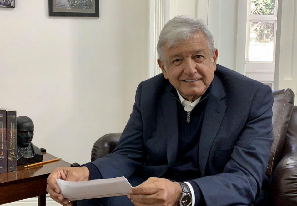 ¿Cuál ha sido la relación de AMLO con Salinas Pliego, Vázquez Aldir y Azcárraga Jean?